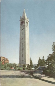 Union 76 Sather Tower California PC