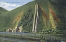 Postcard Devils Slide Utah