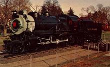 Train PC Long Island Rail Road, Long Island