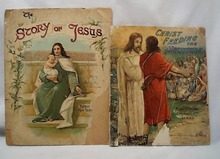 Tucks Books 2 One is Story Of Jesus
