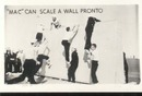 WWII Navy Mini Photo Mac Scales Wall Pronto