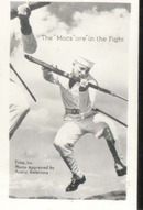 WWII Navy Mini Photo Mac In The Fight
