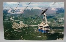 1969 Jasper Sky Tram Card Canada