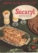 Calorie Saving recipes with Sucaryl.
