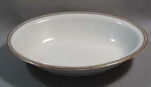 Heinrich & Company Imperial #HC12 Oval Bowl