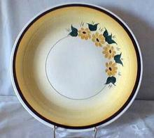 Brown Eyed Susan Chop Plate
