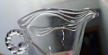 Fostoria Coronet individual creamer