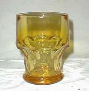 Georgian in Amber Tumbler