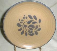 Pfaltzgraff Folk Art, Salad plate