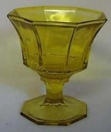 Independence Octagonal Sherbet in Yellow