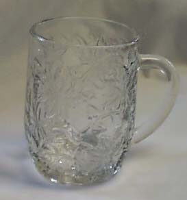 Princess House Fantasia Crystal Mug