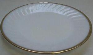 Anchor Hocking Anchorwhite Dinner Plate