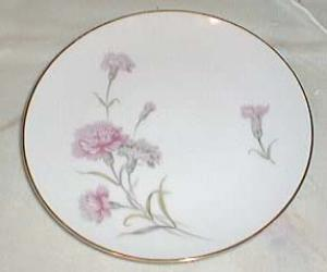Royal Court Carnation bread & butter plate