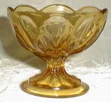 Anchor Hocking Fairfield Sherbet, Honey Gold