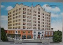Hotel Dixie Grande Bradenton Florida, postcard