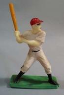 Magnetic Baseball plastic figurine
