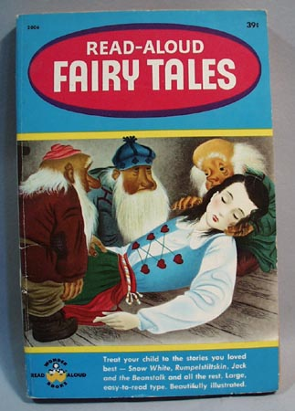 Read aloud Fairy Tales paperback book