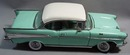 1957 Chevy Bel Aire by ERTL Licensed by GM metal Car