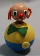 Western Germany Bobble Toy Clown