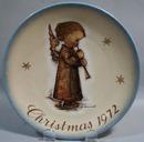 Hummel/Schmid 1972 Christmas Plate