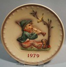 Hummel 1979 Annual Plate from Goebel