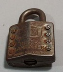 Old Lock, Reese Inner Laminated