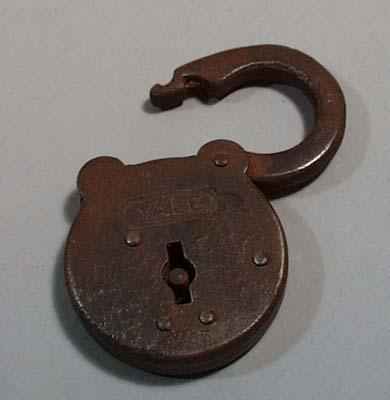 Old Lock,  Yale