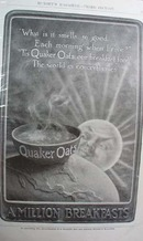 Quaker Oats Ad A Million Breakfasts
