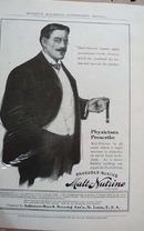 Anheuser-Busch Ad Physicians Prescribe Malt-Nutrine