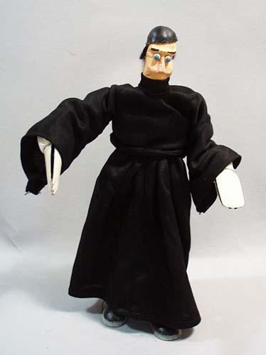 Monk doll, most unusual doll
