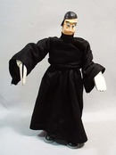 Monk doll, most unusual doll