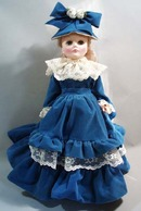 Efanbee 1976 Currier & Ives Girl Doll