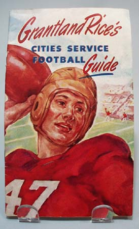 1947 Rices's Football Guide