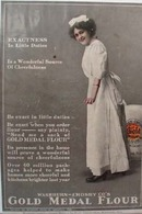 Gold Medal Flour Exactness Ad 1912