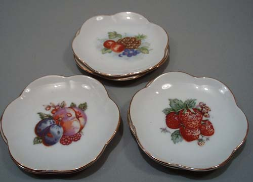 Nancy Pew giftware nut dish set