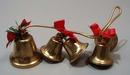 Christmas Bells door hanger