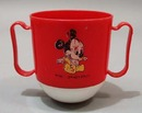 Baby Mickey mouse no topple cup