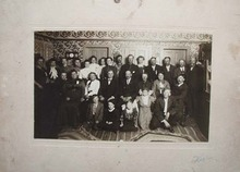 1911 Pedro family portrait