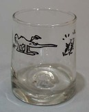 BC anteater glass
