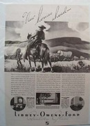 Libbey-Owens-Ford Quality Glass Ad 1936