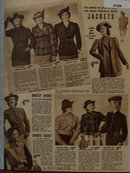 Sears Womens Jackets 1938 Ad