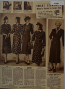 Sears Womens Dresses 1938 Ad
