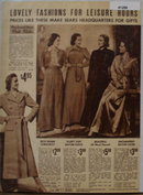 Sears Womens Polo Robes 1938 Ad