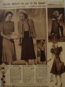 Sears Junior Women Dresses 1938 Ad