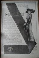 Arlington Mills Dress Fabrics 1912 Ad