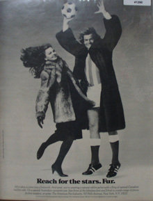 American Fur Industry 1979 Ad