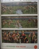 Coca Cola Boy Scout Tug Of War 1962 Ad