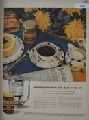 Nescafe Soluble Coffee 1945 Ad
