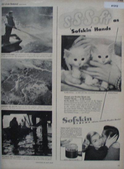 Sofskin Cream 1947 Ad