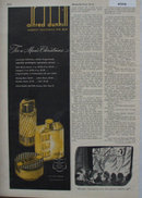 Alfred Dunhill Toiletries For Men 1948 Ad